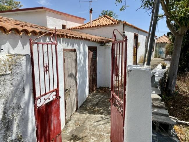 House with land of 124 sqm with 2,200 sqm on La Palma