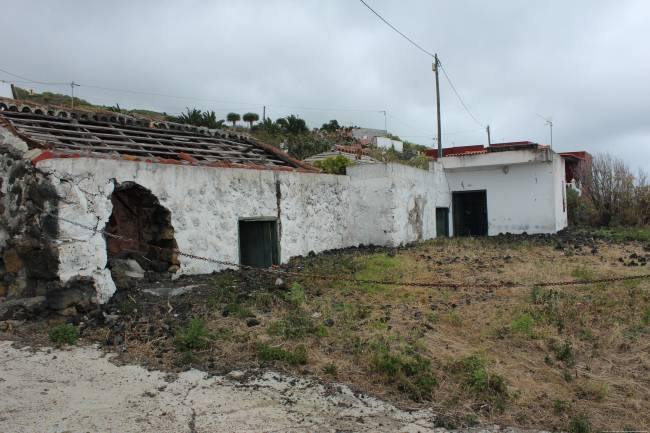 Propriété de campagne canarienne à rénover a La Palma