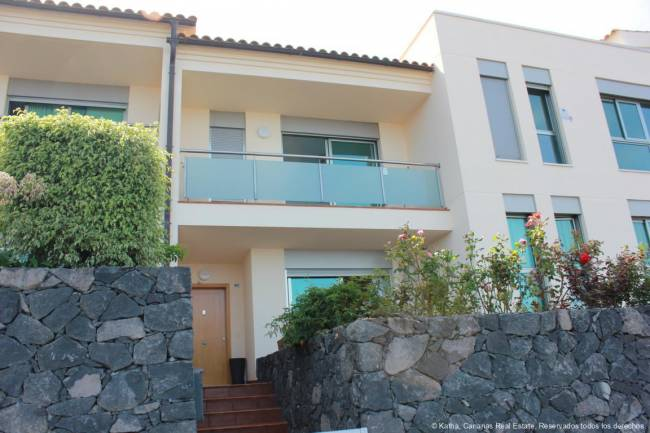 High quality townhouse on La Palma