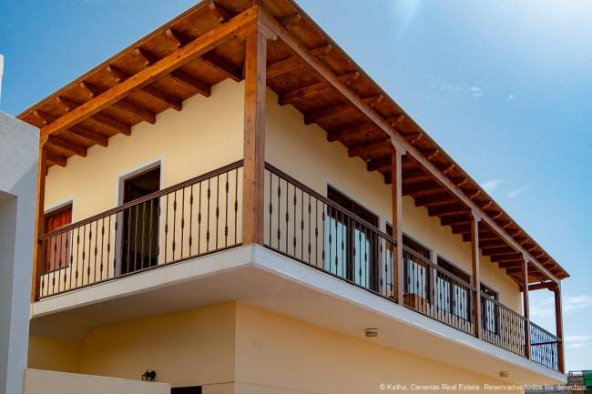 La Palma Newly built house in San Borondón