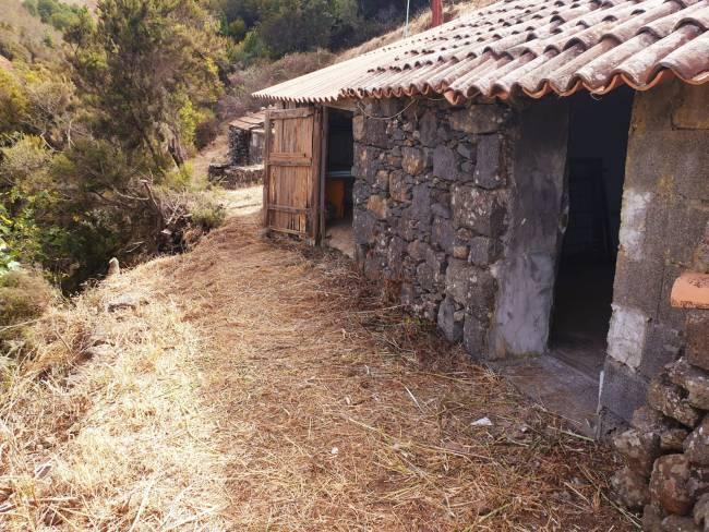 Propiedad rural en La Palma con 2 edificaciones