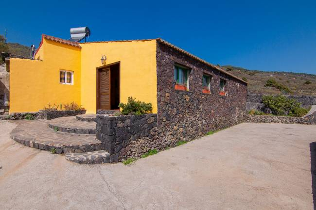 Prime location - country house with bodega on La Palma