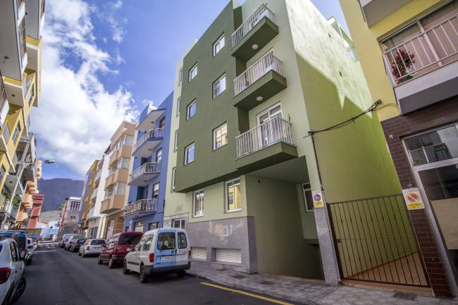 Apartment 2 bedrooms with rental license