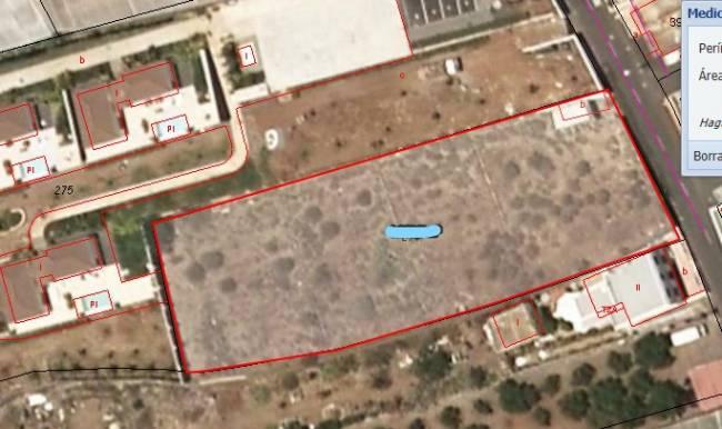Land in Los Barros for sale