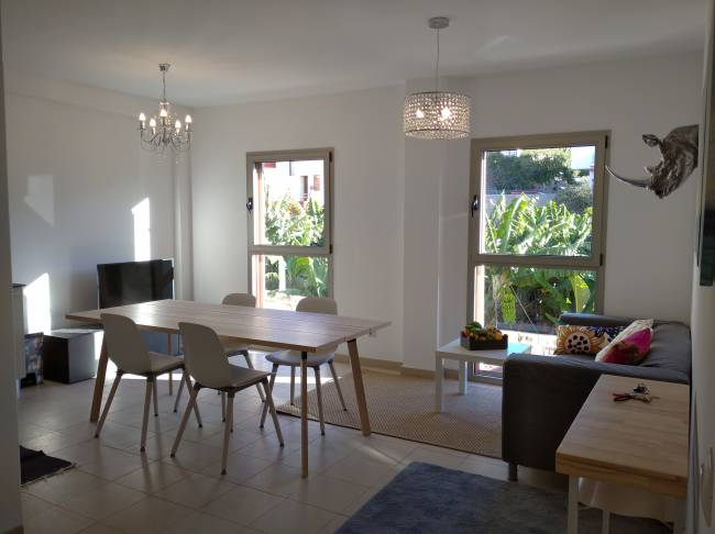Apartment on the Plaza San Miguel in Tazacorte