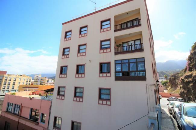 Spacious apartment in Santa Cruz de La Palma