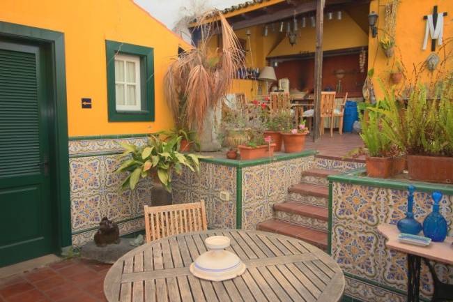 Historic property in the old part of La Palma