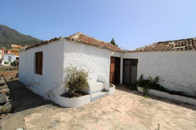 Historic center El Paso - Finca with old house