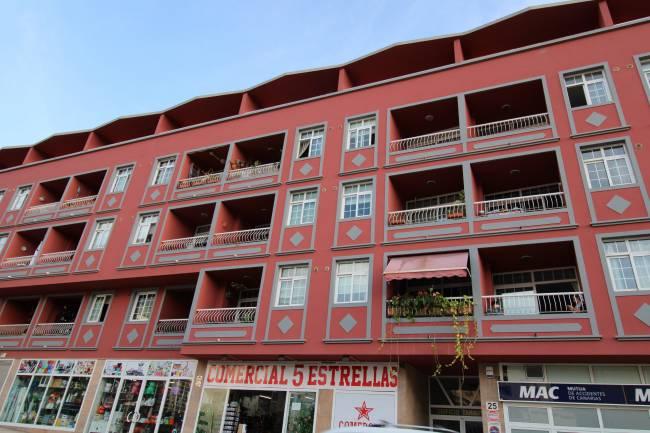 Spacious apartment in Argual