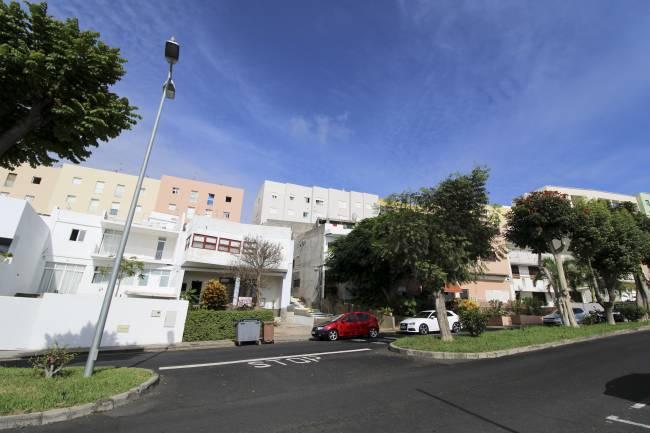 Large flat in Tazacorte
