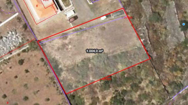 Building plot east side La Palma
