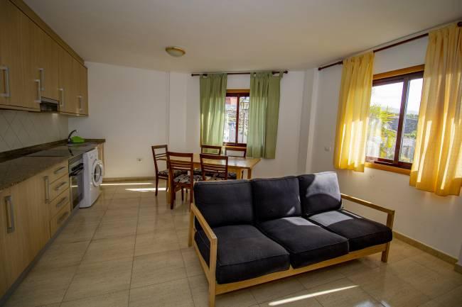 Two bedroom apartment in La Palmita