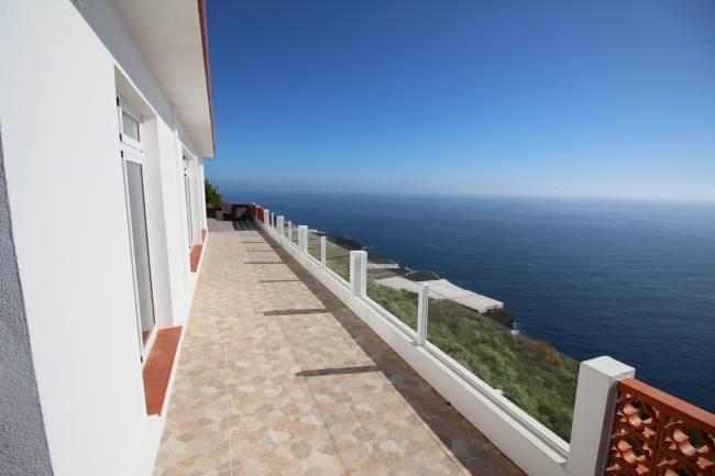 Large villa with sea views