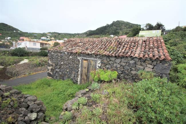 Finca with old house in Mazo La Palma
