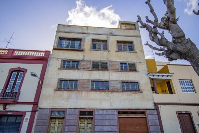 Grande maison à rénover à Tazacorte