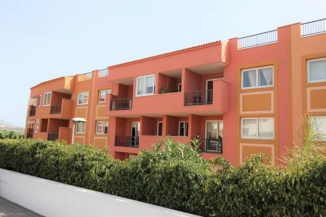 Apartment with garage in San Borondón