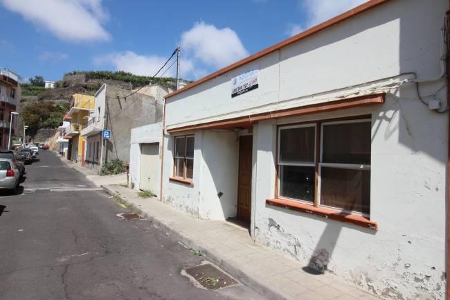 Casa de pueblo a reformar en Tazacorte La Palma