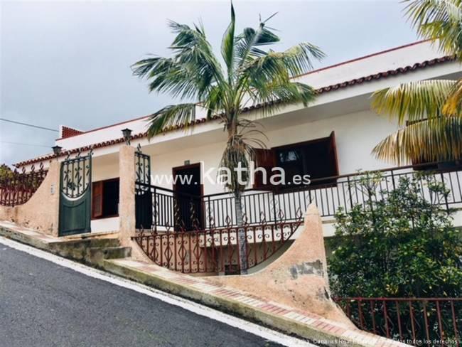 Magnífica villa en venta en la costa norte de Tenerife