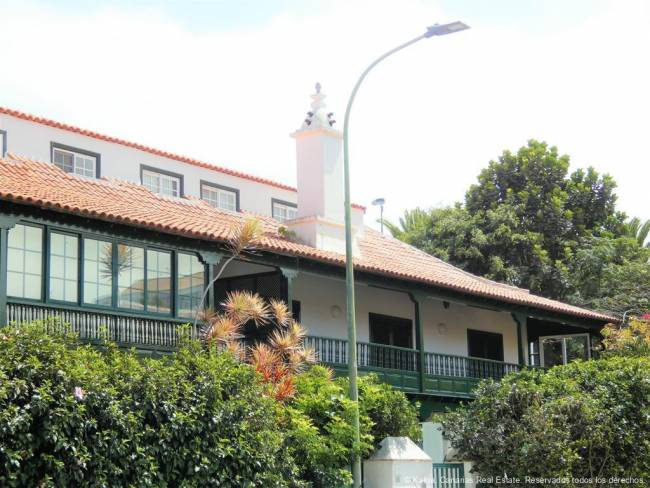 Maisonette at the Botanical Garden Tenerife for sale