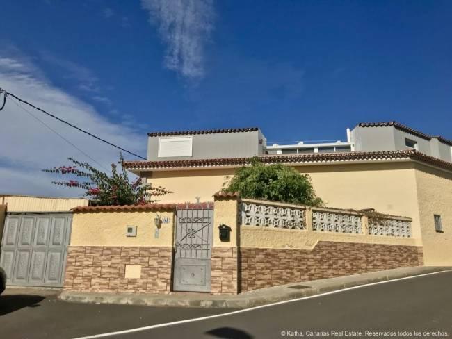 Zweifamilienhaus im Norden der Insel Teneriffa
