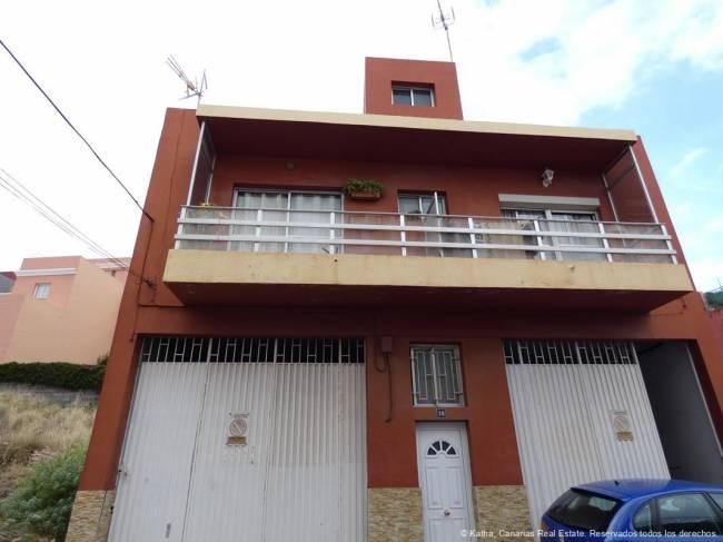 Grande maison à deux familles à Barranco Grande