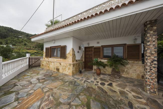 Tenerife Casa con jardín en un entorno natural