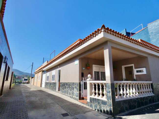 Renovated house in La Guancha