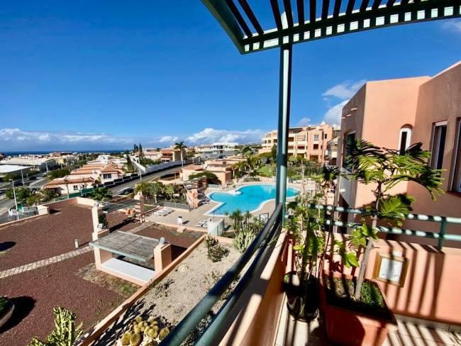 Brand new penthouse in Fañabé