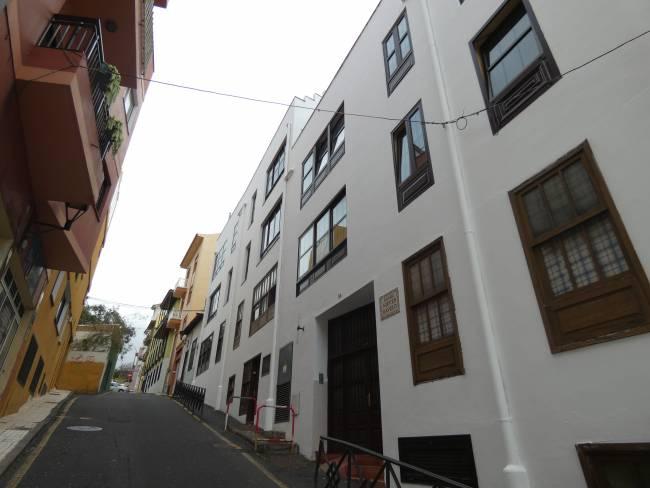 Central flat Puerto de la Cruz