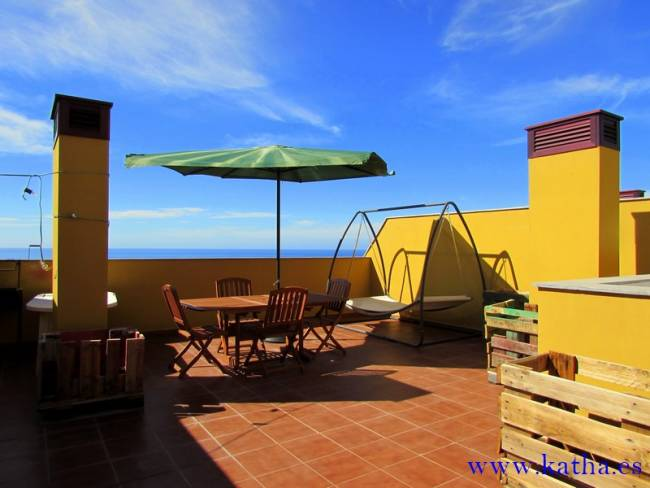 Penthouse with large terrace in Residencial San Miguel